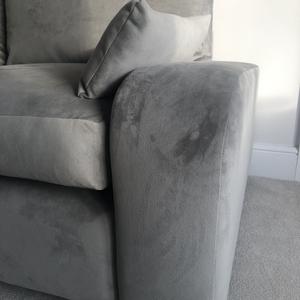 Sofa detailing