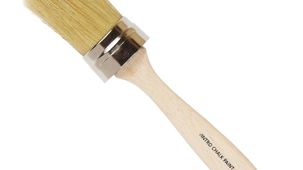 Vintro Natural Bristle Brush