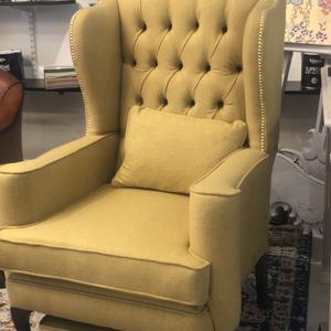 Bespoke Wing Chair