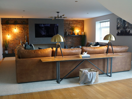 Lounge Transformation