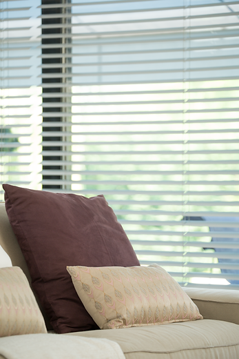 Somfy motorised venetian blind