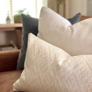 Handmade cushio