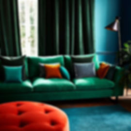 Linwood Fabric, Omega, Curtains, Upholstery