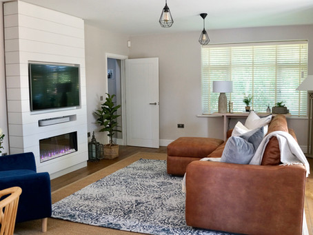 Achieving a homely feel when you're renting!
