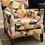Thumbnail: Statement Velvet occasional chair