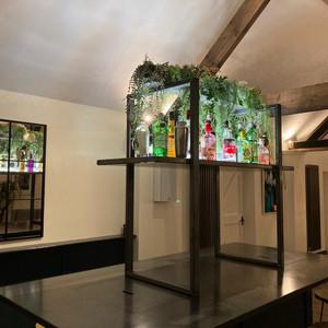 Bespoke home bar