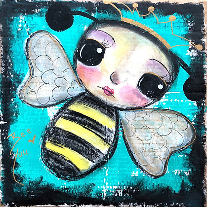 Bee You 11 x 14 Luster Print