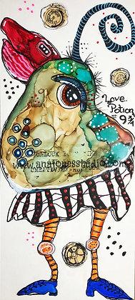 Love Potion No 9 3/4 11 x 14 Print