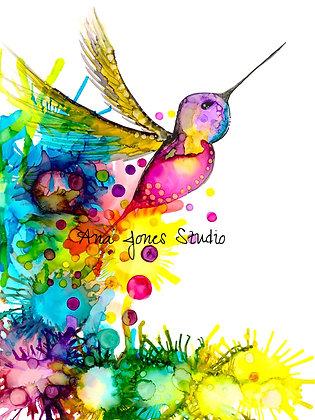 The Nectar Fairy 11X14 print