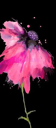 Pretty In Pink 12 x 24 FF Print