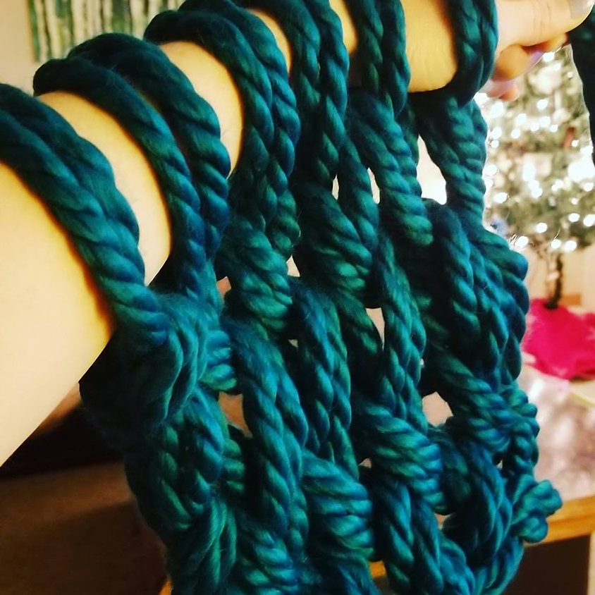 Make Me a Maker - Arm Knitting 101