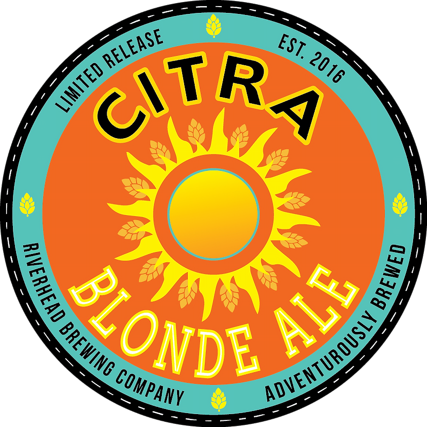 Citra Blonde Ale Release Day!
