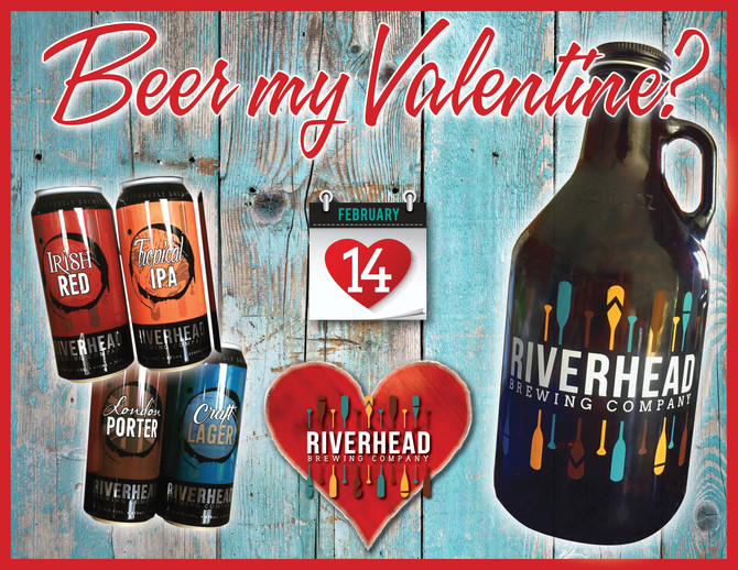 Beer my Valentine?