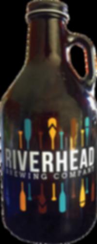 Riverhead Brewing Company Kingston Growler