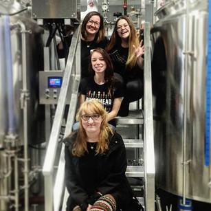 Women of the brew