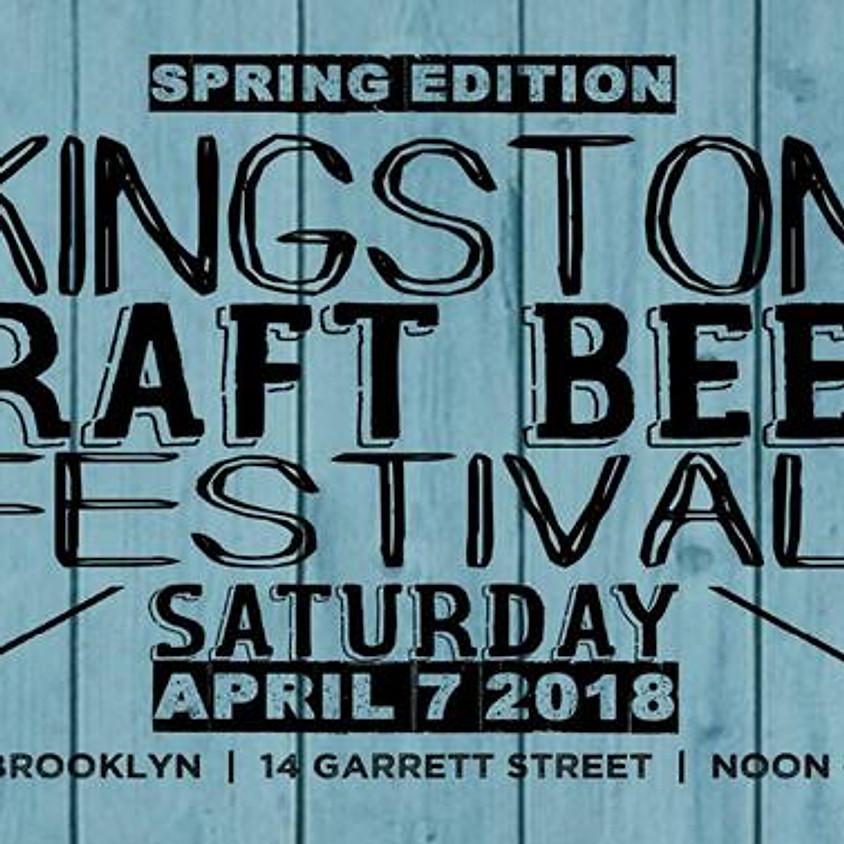 Kingston Craft Beer Festival: Spring 2018