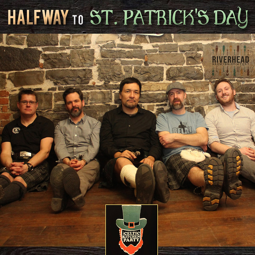 Halfway to St. Patrick's Day