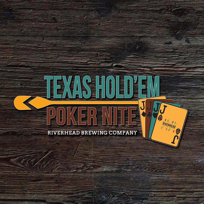Texas Hold'em Poker Nite