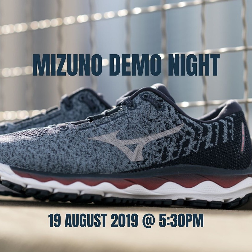 Lagers & Joggers Mizuno Demo Night