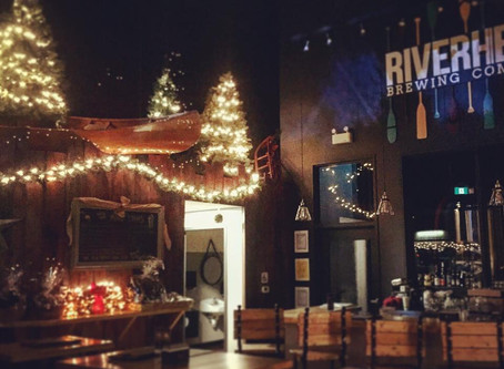 It's Christmas at Riverhead!