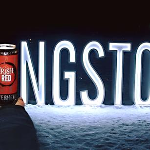 Riverhead Brewing Irish Red Kingston Ontario