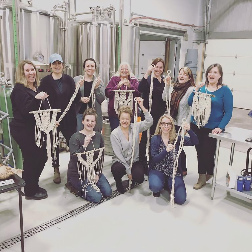 The Hitch Collective - Macrame Workshop