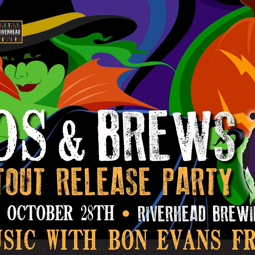 Halloween Milk Stout Release Party