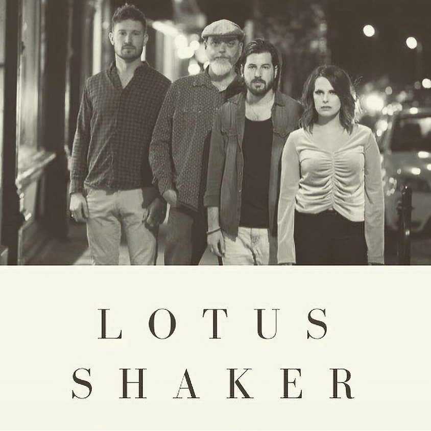 Lotus Shaker Live