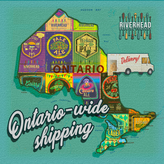 $10 Ontario wide shipping!