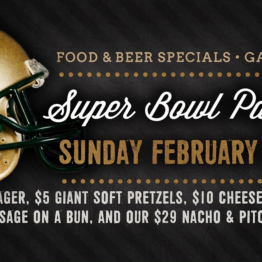 Superbowl 2020 Party at Riverhead