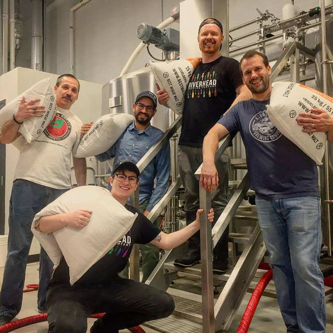 Our first collaboration brew!