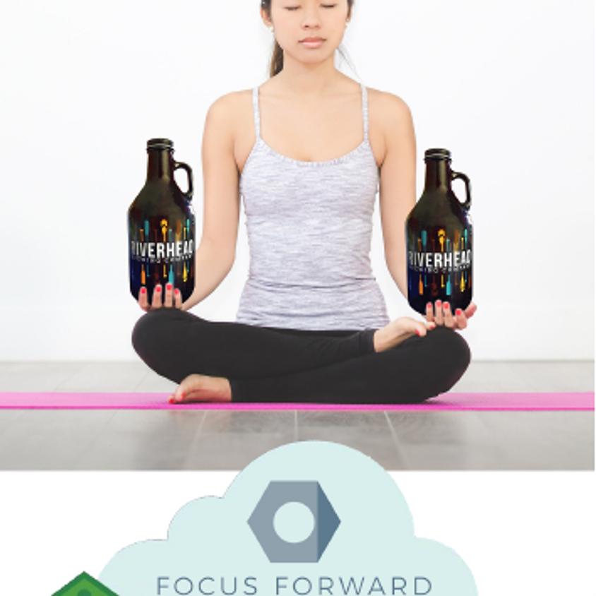 Beer + Yoga Fundraiser