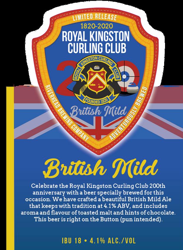Riverhead Brewing British Mild Ale
