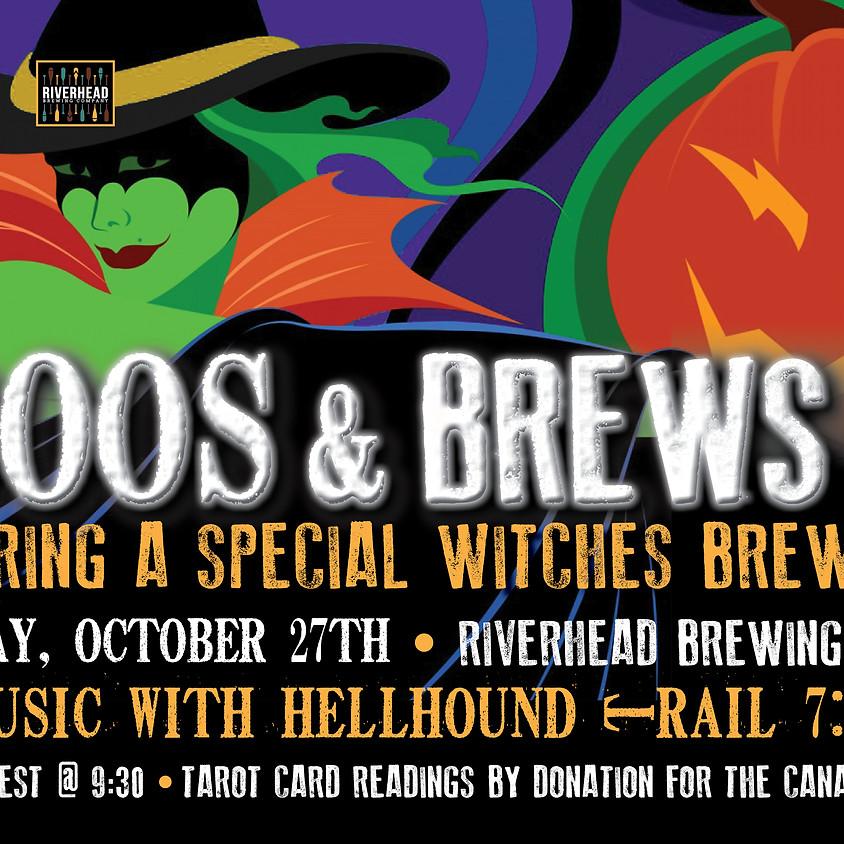 Boos & Brews II Halloween