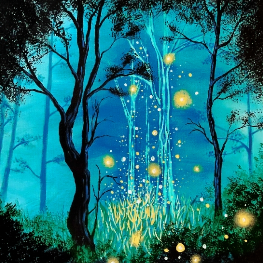 Paint Nite - There Is Magic at Riverhead