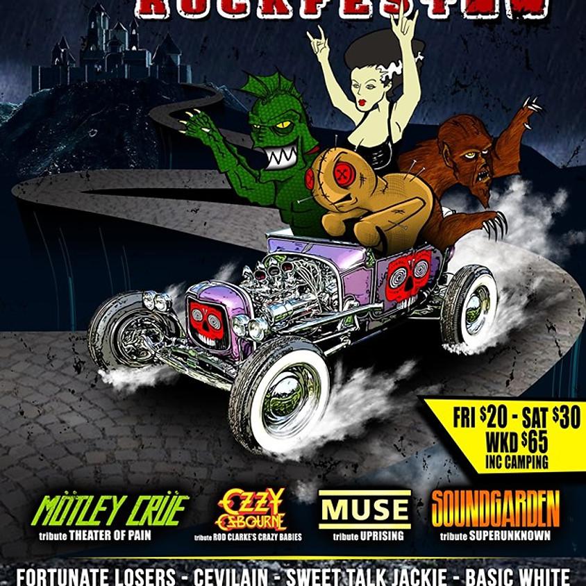 Voodoo Rockfest IV