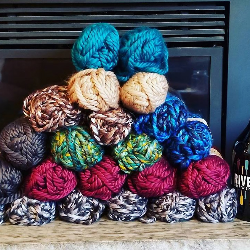Arm Knitting Intro