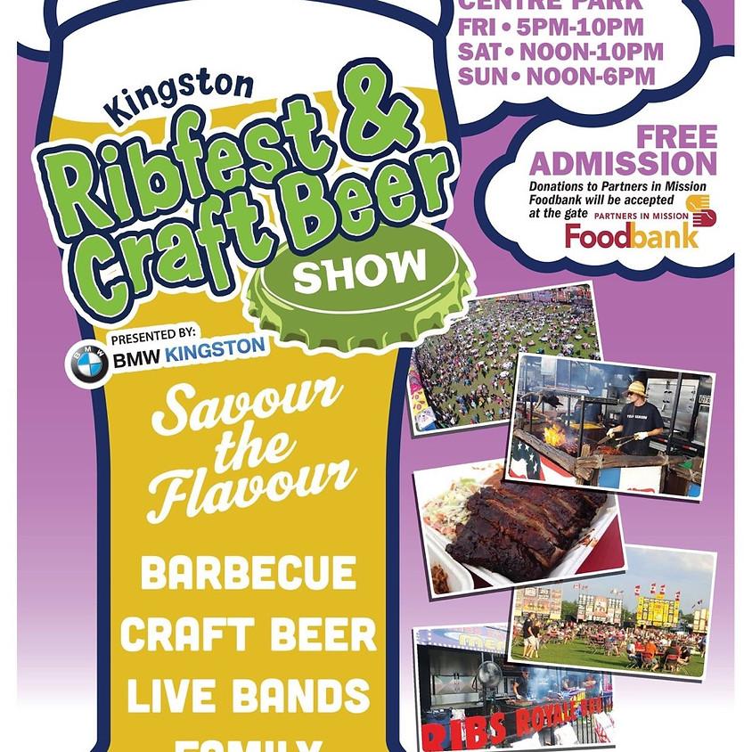 Kingston Ribfest & Craft Beer Show