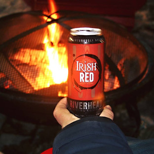 Warming up with a Riverhead Irish Red