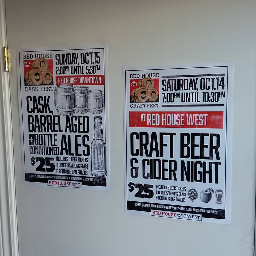 Craft Beer & Cider Night