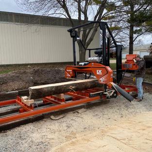Custom Sawing & Lumber