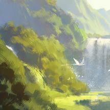 POLYNESIAN HEAVEN - MORNING
