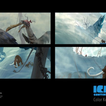 ICE AGE 4 - COLOR KEYS