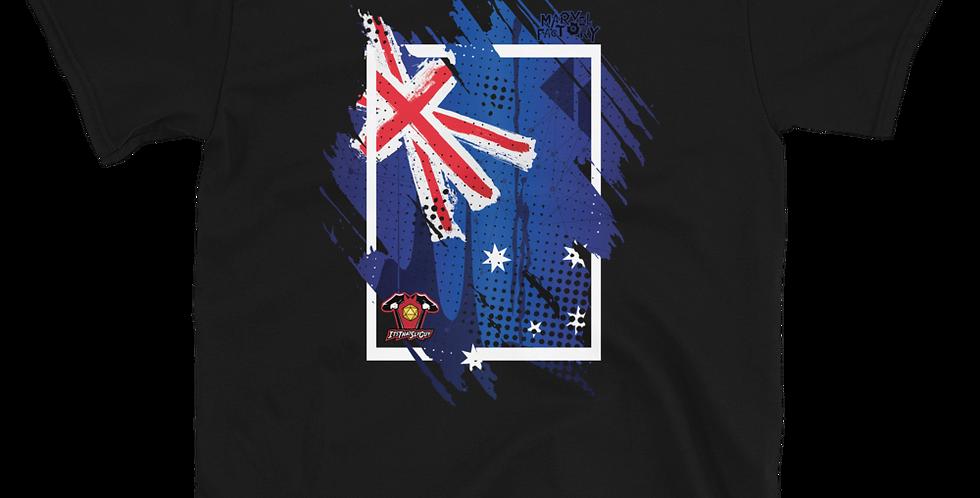 BigSlyTV Australia Wildfire Relief Short-Sleeve Unisex T-Shirt