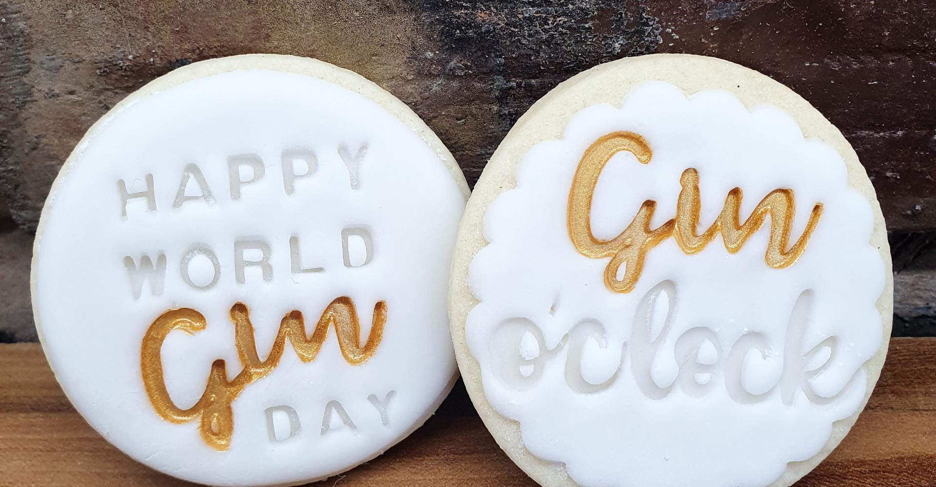 Elle Slater | Custom Message Cookies