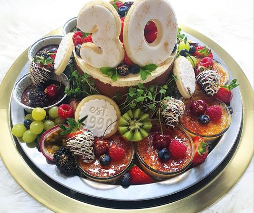 Elle Slater | Sweet Indulgence Dessert Graze