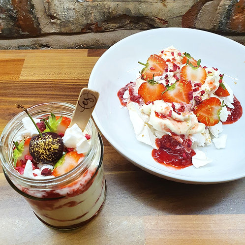 Forest Berry Eton Mess