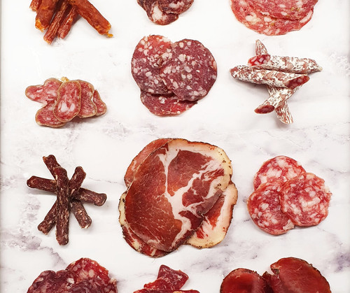 Elle Slater | Specialty Charcuterie Selection