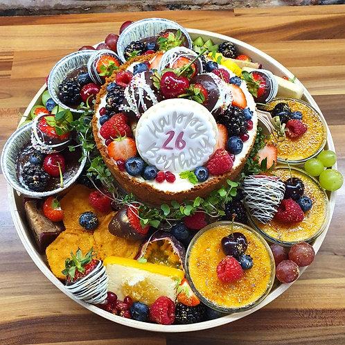 Sweet Indulgence Dessert Graze