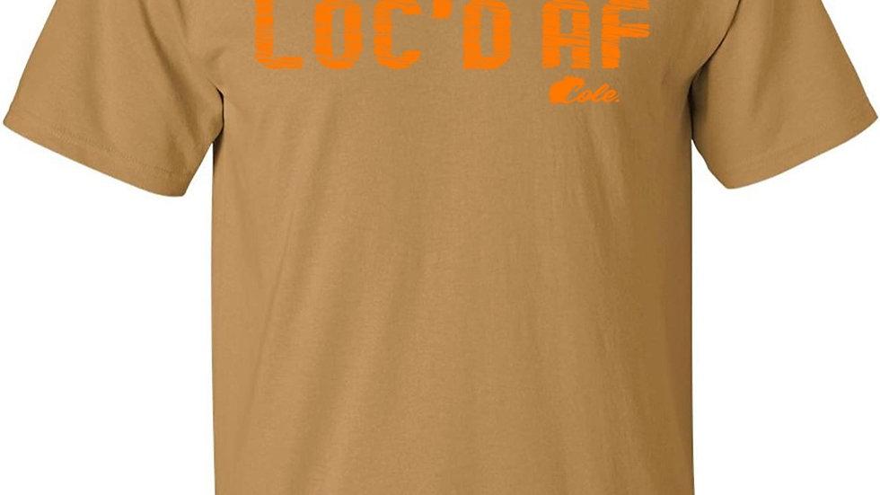 Loc'd AF (LBC on back)